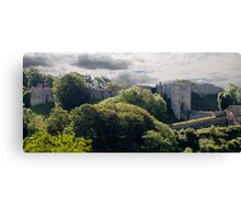 Carisbrooke Castle Canvas Print