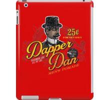 Dapper Dan Pomade iPad Case/Skin