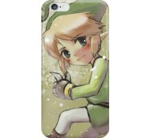Link, The Legend of Zelda, The Minish Cap iPhone Case/Skin