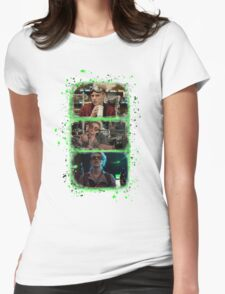 Holtzmann Slime  Womens Fitted T-Shirt
