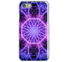 Intranet  - Symbolic Abstract Fractal Art   iPhone Case/Skin