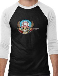 <ONE PIECE> Chopper Zip Men's Baseball ¾ T-Shirt