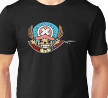 <ONE PIECE> Chopper Zip Unisex T-Shirt