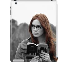 Amy Pond iPad Case/Skin
