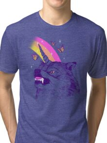 Wolfcorn Tri-blend T-Shirt