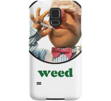 Weedish Chef Samsung Galaxy Case/Skin
