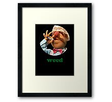 Weedish Chef Framed Print