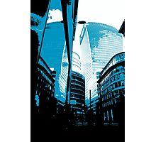 Skyscraper Reflection Photographic Print