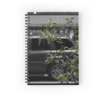 Man V Nature Spiral Notebook