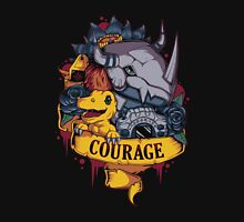 Power of courage Unisex T-Shirt