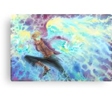 One Piece Marco Metal Print