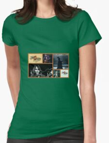 Tribute to Neil Womens Fitted T-Shirt