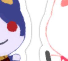 Tiny Crossing Stickers Set 3 Sticker