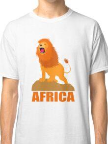 AFRICA (LION) Classic T-Shirt
