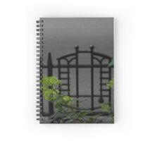 Man V Nature Part II Spiral Notebook
