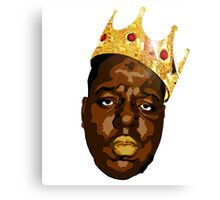 Notorious Canvas Print