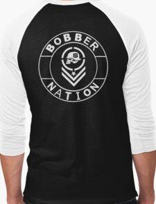 Bobber 21 Nation  Men's Baseball ¾ T-Shirt