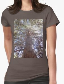 tree of a creature Womens Fitted T-Shirt