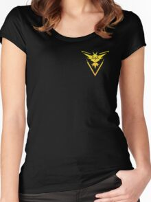 Team Instinct Women's Fitted Scoop T-Shirt