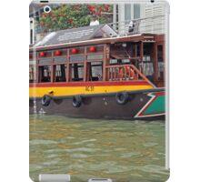 Canal Cruiser iPad Case/Skin