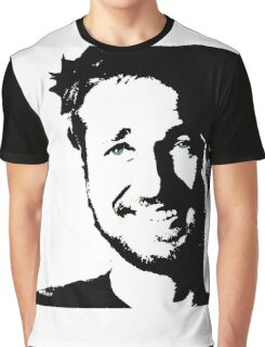 Gerard Butler Graphic T-Shirt