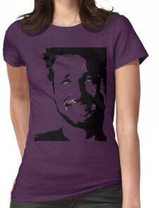 Gerard Butler Womens Fitted T-Shirt
