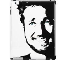 Gerard Butler iPad Case/Skin