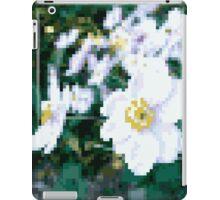 different 8bit flower iPad Case/Skin