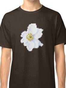 different 8bit flower Classic T-Shirt