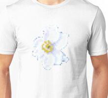 different 8bit flower Unisex T-Shirt