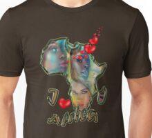 I love Africa Unisex T-Shirt