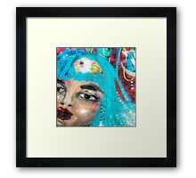 She Soars Framed Print