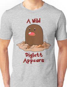 Pokemon Diglett Unisex T-Shirt