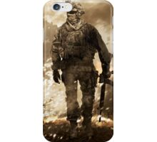 Modern Warfare 2 iPhone Case/Skin