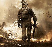 Modern Warfare 2 by imLXZ