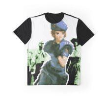 RESIDENT EVIL - JILL VALENTINE Graphic T-Shirt