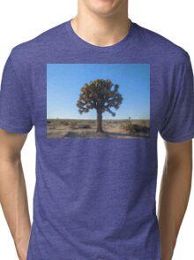 joshua tree (large) Tri-blend T-Shirt