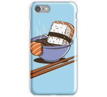 JACUZZI FOOD iPhone Case/Skin
