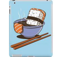 JACUZZI FOOD iPad Case/Skin