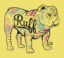Ruff One Piece - Short Sleeve