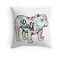 Ruff Throw Pillow