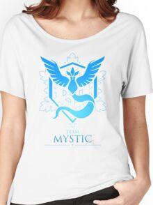 TEAM MYSTIC - T-Shirt / Phone Case / Mug / More Women's Relaxed Fit T-Shirt