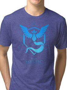 TEAM MYSTIC - T-Shirt / Phone Case / Mug / More Tri-blend T-Shirt