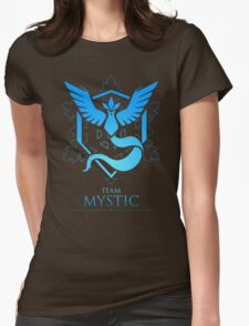 TEAM MYSTIC - T-Shirt / Phone Case / Mug / More Womens Fitted T-Shirt