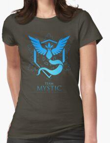 TEAM MYSTIC - T-Shirt / Phone Case / Mug / More Womens Fitted T-Shirt