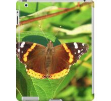 Butterflies are free iPad Case/Skin