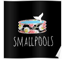 Smallpools Whale Kiddie Pool Design Poster