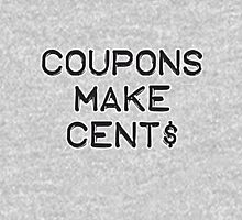 Coupons Make Cents Unisex T-Shirt