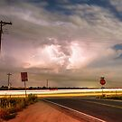 Intersection Storm by Bo Insogna