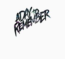 """A Day To Remember """"Homesick"""" Logo Unisex T-Shirt"""